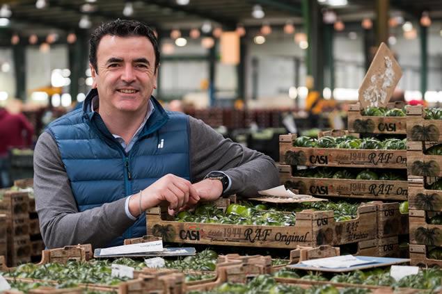 Antonio Domene - Agricultura